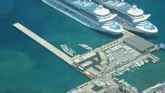 Kusadasi ( Ephesus Port ) Port from air. Turkey Football, Kusadasi, Sports Marketing, Ephesus, Holiday Resort, West Coast, Outdoor Decor