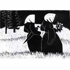 Spaziergang - 1932 #wernerberg #kunst #art #bleiburg #kärnten Figure Painting, Austria, Illustration, Berg, Figurative, Movie Posters, Black People, Woodblock Print, Artworks