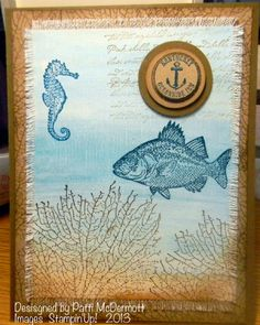By the Tide by Patti McDermott - Cards and Paper Crafts at Splitcoaststampers