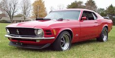 This is a true one-of-one, 1970 sports roof Mustang with the matching numbers 428 Cobra Jet engine and 4-speed top-loader transmission. Kevin Marti reports t...
