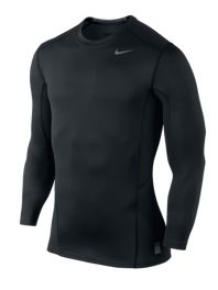 A great top to keep men warm on a run. Find this at Hibbett Sports.