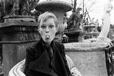 Mia Farrow, late 1960s.