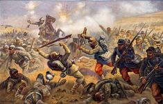 French counter-offensive during the Franco-Prussian War