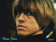 "Brian Jones, 1942-1969. Founding member of the Rolling Stone. Sadly, also a member of the ""27 Club""."