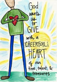 Giving- with a cheerful heart Advent Scripture, Scripture Images, Bible Verse Art, Scripture Quotes, Bible Scriptures, Bible Doodling, Service Quotes, Religious Quotes, Spiritual Sayings