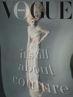 Stella Tennant by Paolo Roversi for Vogue Italia March 2011