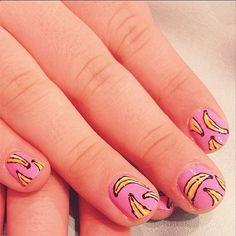 Fun Spring Nail Designs   Nail Polish Tips by Makeup Tutorials at http://www.makeuptutorials.com/nail-designs-spring-nail-art