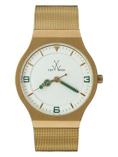 Women's White Dial Watch by ToyWatch at Gilt