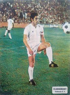 Valencia CF 1974-75 Jose CLARAMUNT