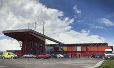 architecture-studio | exhibition shopping center
