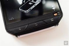 內建熱感應相機的 CAT S60 強固手機開箱動手玩