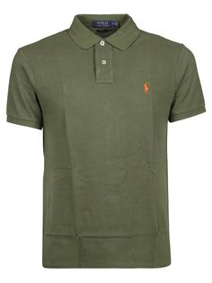 Ralph Lauren Chest Logo Polo Shirt In Green Polo Ralph Lauren Sale, Sneakers Outfit Men, Gents Fashion, Clothing Items, Collection, Men's Polo, Mens Tops, Shirt Men, Menswear
