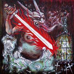 Impaled Nazarene - Vigorous and Liberating Death Limited Edition Vinyl LP