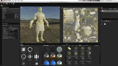 Substance Painter Getting Started 01  Introduction