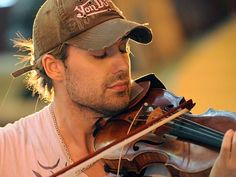 David Garrett ....can I be he's violin???? :D So addicted to his music and his cuteness!!!  OOOH to be 25 again!!!