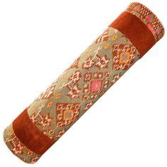 Ikat Yoga Mat Bag on AHAlife