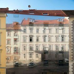 MIRROR IMAGE : Architecture studio Hope of Glory was commissioned to create a residential building on a historic street in the UNESCO world-heritage-listed city