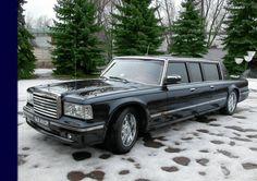2012 ZIS ZIL 4112R for sale #1764386 | Hemmings Motor News