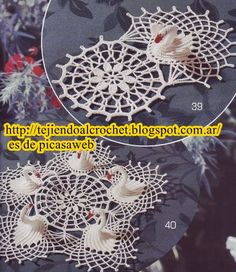 crochet fabric , CROCHET - GANCHILLO - PATRONES - GRAFICOS: WOVEN FOLDER CROCHET…