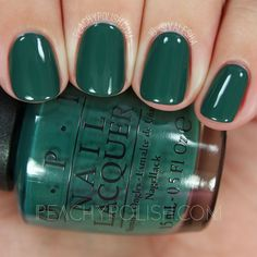 OPI Stay Off The Lawn!! | www.ScarlettAvery.com