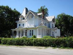 Bennington, Vermont Victorian home