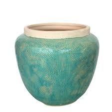 Resultado de imagem para jarra verde ceramica