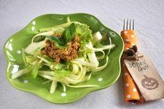 Cuketové špagety s bazalkovým pestom, Zdravé recepty, recept | Naničmama.sk