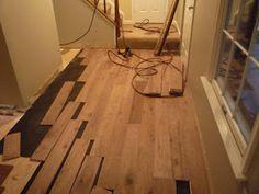 Installing Wood Flooring- 101