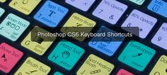 Adobe Photoshop CS6 Keyboard Shortcuts