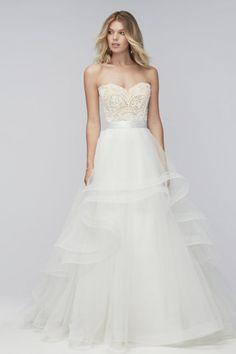 Wtoo Brides Bree Corset Style 16140B | Watters.com