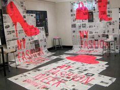 design, fashion, fashion week, graphic design, hands on, illustration