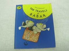 Babar's Travels by Jean De Brunhoff http://www.amazon.com/dp/0394829395/ref=cm_sw_r_pi_dp_HwPiwb0YMQ6AW