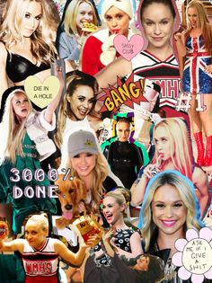 get bent Get Bent, Becca Tobin, Something Special, Glee, Religion, Kitty, Posts, Make It Yourself, Girls
