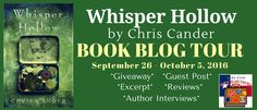 Whisper Hollow by Chris Cander