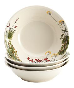 Look at this Southern Rooster Bowl - Set of Four on #zulily today!