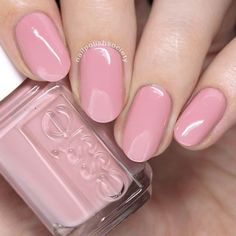 Essie Summer 2018 Collection >> Nail Polish Society -
