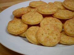 Cheese Cracker (Käse Cracker) - amerikanisch-kochen.de