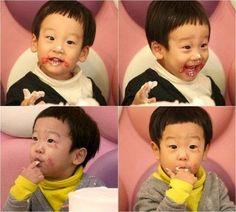 Twin Superman Baby, Lee Seoeon & Lee Seojun Go Wild Of Whipped ...