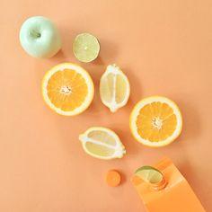 Fruity pastels