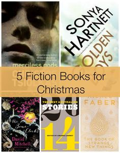 5 Fiction Books for Christmas 2014