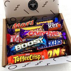 Chunky British Chocolate Bar Selection Box
