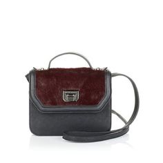 BCBGeneration Icon Bag Cute and trending shoulder bag in 'raspberry'. Strap is not detachable or adjustable. Ideal for the essentials. More photos coming soon. BCBGeneration Bags Shoulder Bags