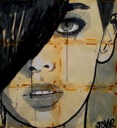 "Saatchi Online Artist Loui Jover; Drawing, ""naiad   (SOLD)  "" #art Saatchi Online, Australian Artists, Face Art, Art Pictures, Saatchi Art, Painting & Drawing, Art Boards, Amazing Art, Pop Art"