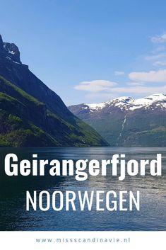 Het Geirangerfjord wordt ook weleens de parel van het noorden genoemd. Een passende beschrijving, want dit Noorse fjord behoort tot de mooiste ter wereld. 15 Kilometer aan ruige Noorse fjorden, idyllische watervallen en onontdekte en bijna niet begaanbare stukken natuur. Het is een lust om naar te kijken en eigenlijk toch wel een echte must do tijdens je rondreis door Noorwegen. Spectaculair en adembenemend. Ga op ontdekkingstocht door het Noorse Geirangerfjord! Europe Destinations, Europe Travel Tips, Stavanger, Continents, Finland, Denmark, Norway, Sweden, Things To Do