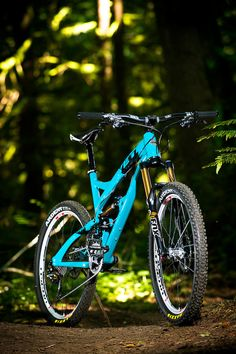 Yeti SB66 - Tested - Pinkbike... But it's also reallly nice looking.