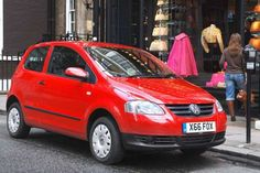 Produced between 2006-12, VW's little Fox city car wasn't a huge success, unlike the Up! of today. V... - Volkswagen