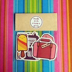 Travel Sticker Pack