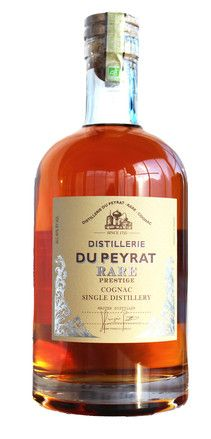 Du Peyrat Organic Rare Cognac