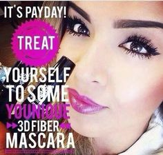 For longer, thicker lashes, Moodstruck Fiber Lashes+ lash enhancer is the perfect compliment to any mascara. Thick Lashes, Long Lashes, False Lashes, Best Lashes, Best Mascara, 3d Fiber Lashes, 3d Fiber Lash Mascara, Younique Presenter, Treat Yourself