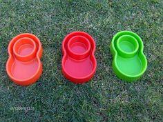 Ciotola Eureka anti formiche cani e gatti colori
